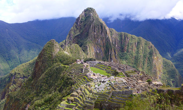 My Astral Voyage to Machu Picchu