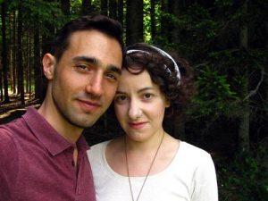 Laura and Pavlin
